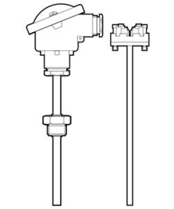 AMETEK - 1300 Series Temperature Sensors